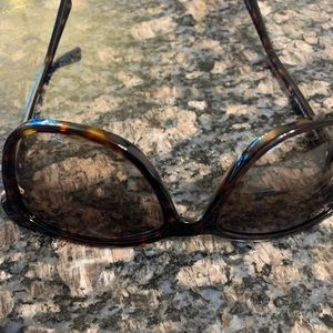 Coach Sunglasses Tortoise color
